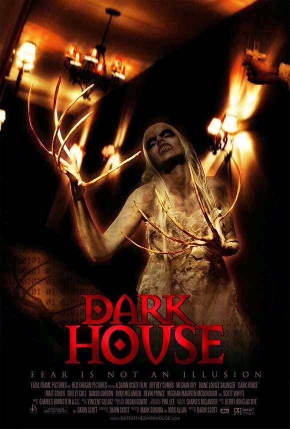 affiche du film Dark House (2009)