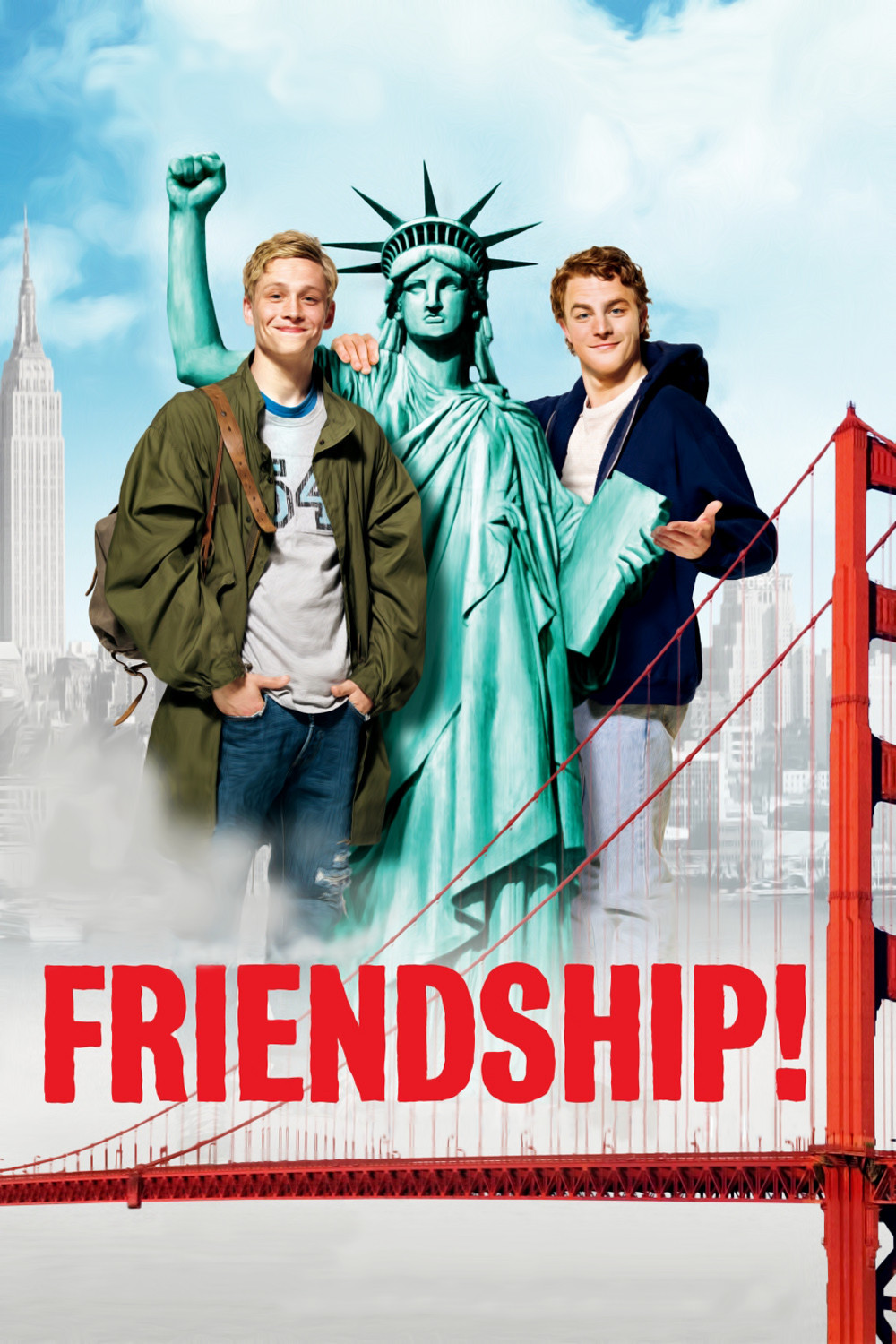 affiche du film Friendship!