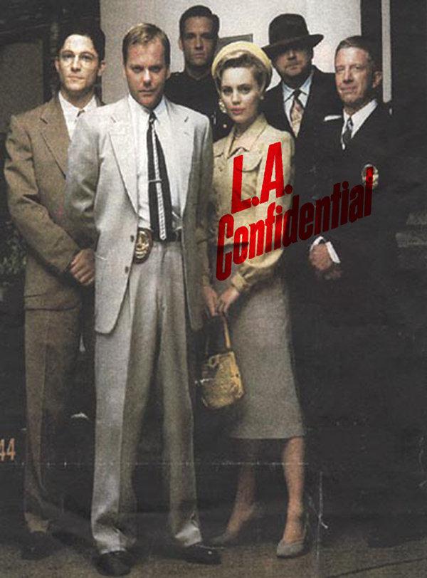 affiche du film L.A. Confidential (TV)