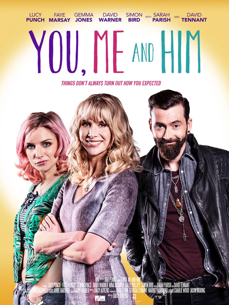 affiche du film You, Me and Him