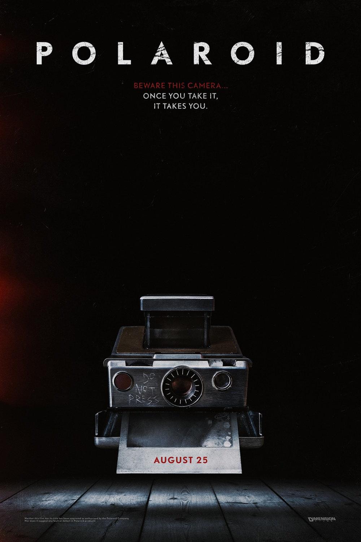 affiche du film Polaroid