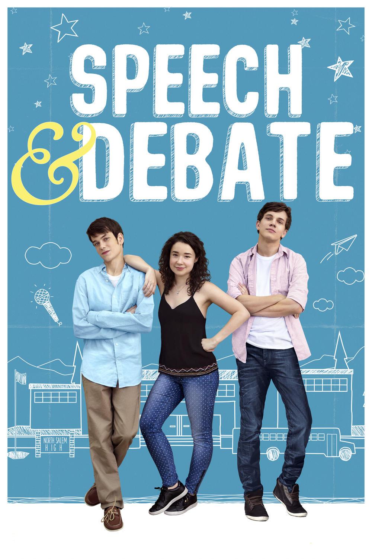 affiche du film Speech & Debate