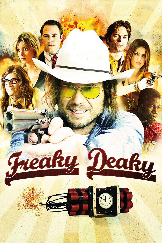 affiche du film Freaky Deaky