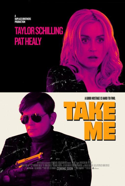 affiche du film Take Me