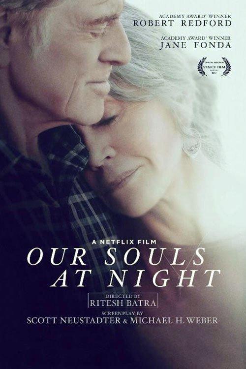 affiche du film Nos Âmes la Nuit
