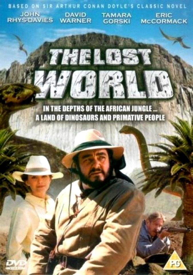 affiche du film The Lost World