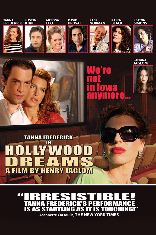 affiche du film Hollywood Dreams