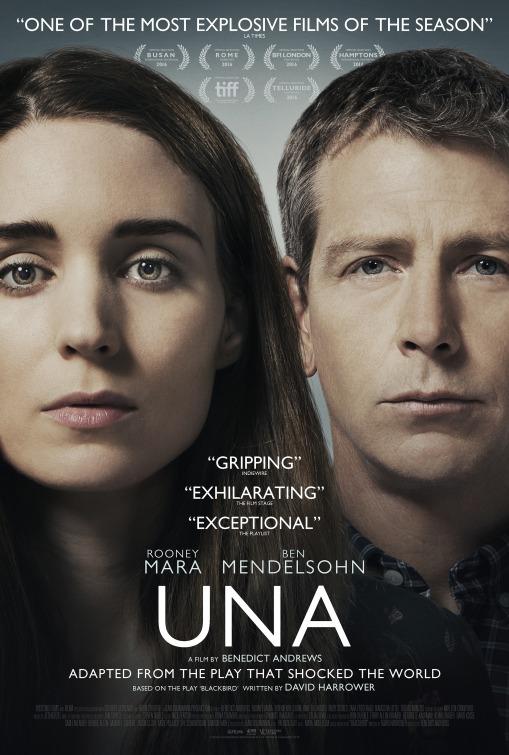 affiche du film Una