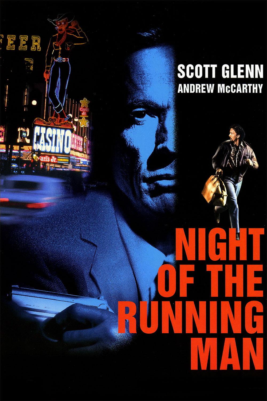 affiche du film Night of the Running Man