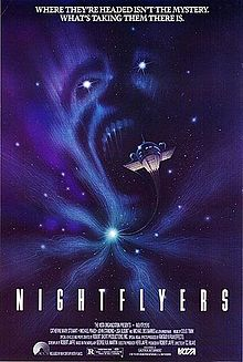 affiche du film Nightflyers