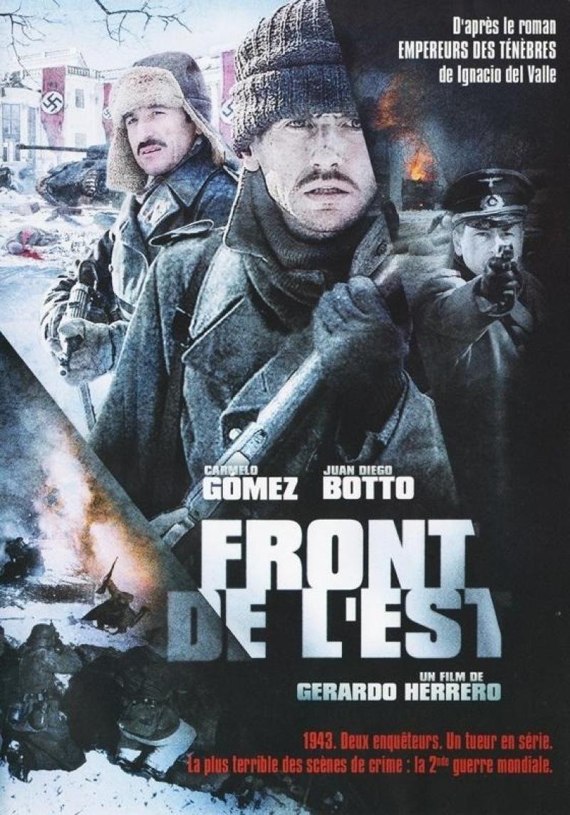 affiche du film Front de l'Est