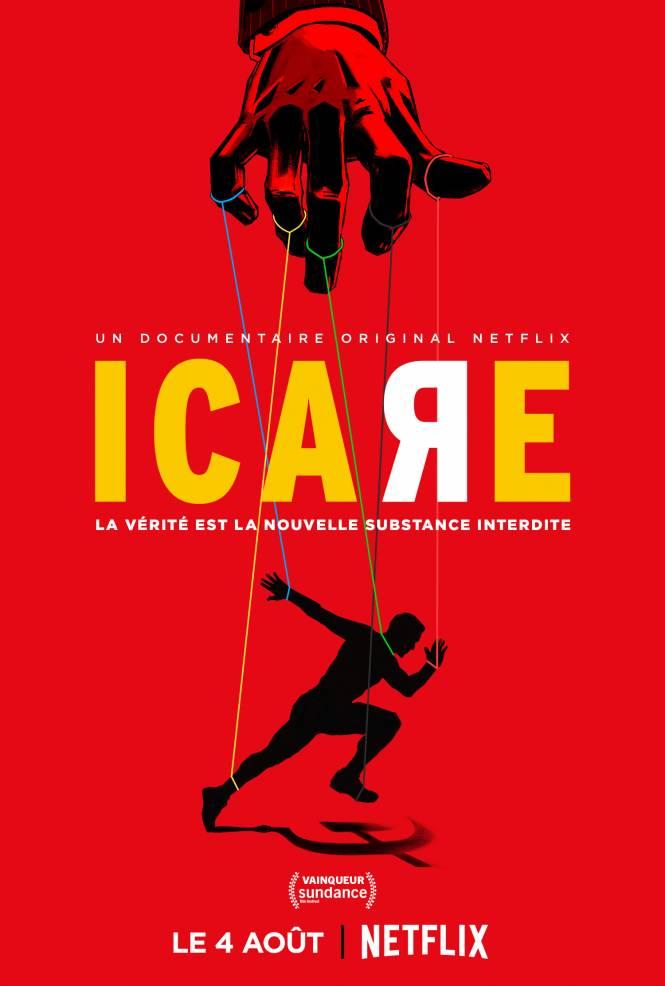 affiche du film Icare