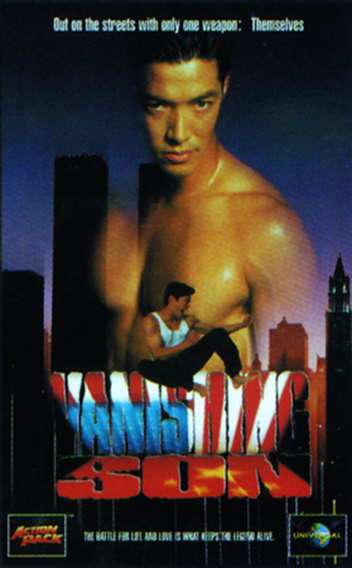 affiche du film Vanishing Son (TV)