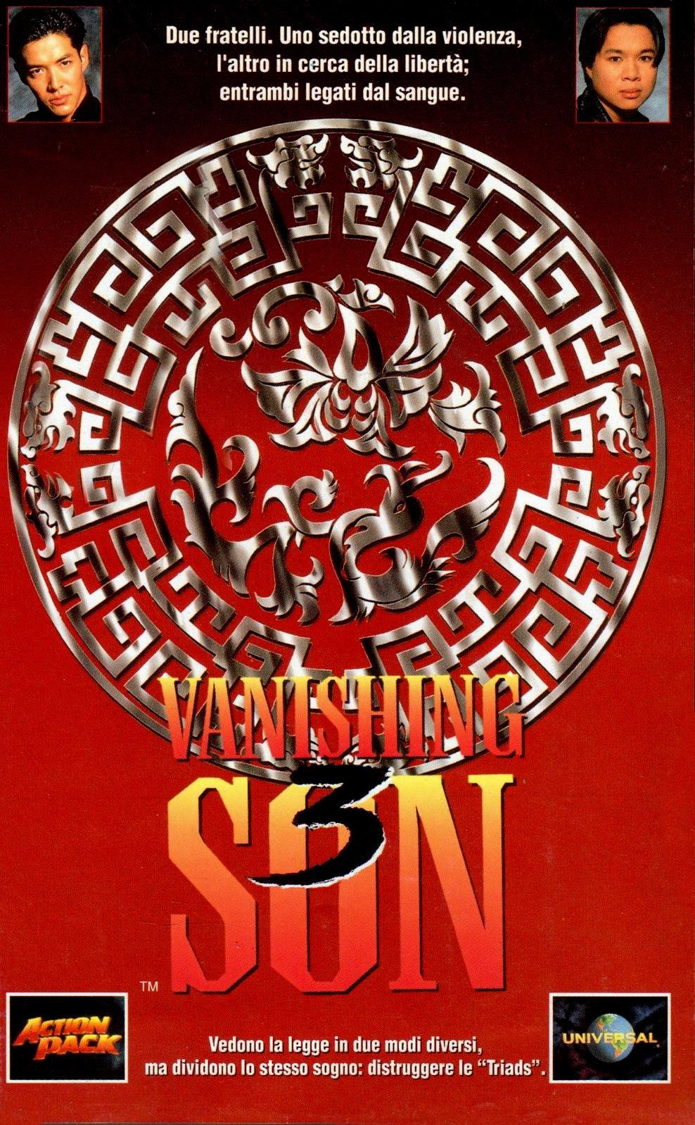 affiche du film Vanishing Son III (TV)