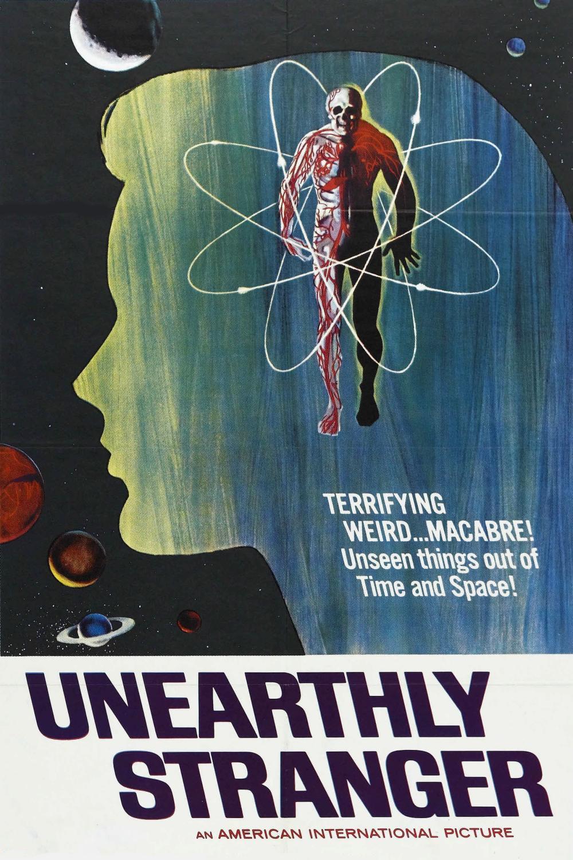 affiche du film Unearthly Stranger