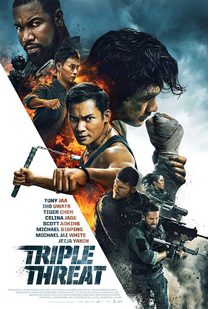 affiche du film Triple Threat