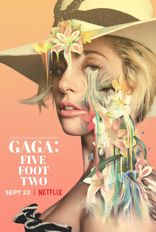 affiche du film Gaga: Five Foot Two