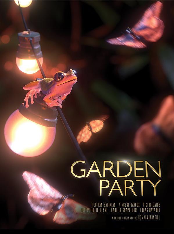 affiche du film Garden Party