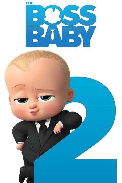 affiche du film Baby Boss 2