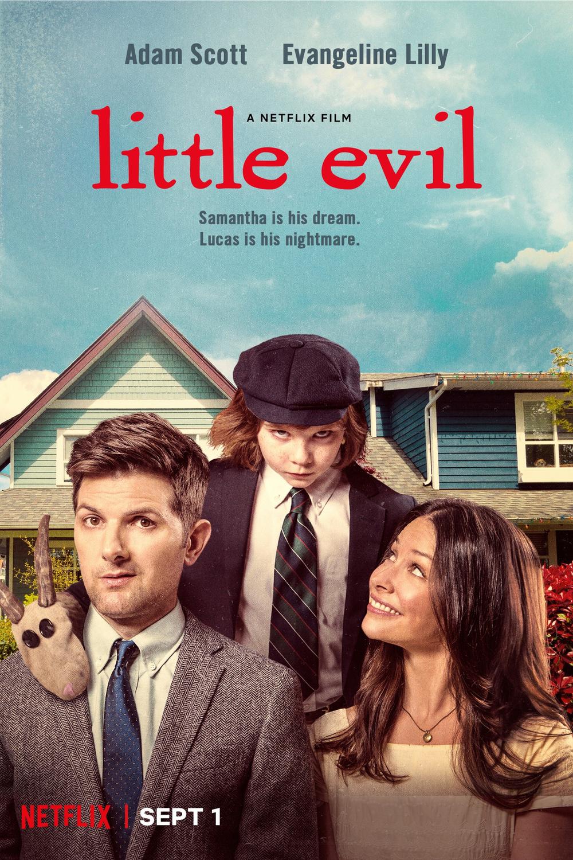 affiche du film Little Evil