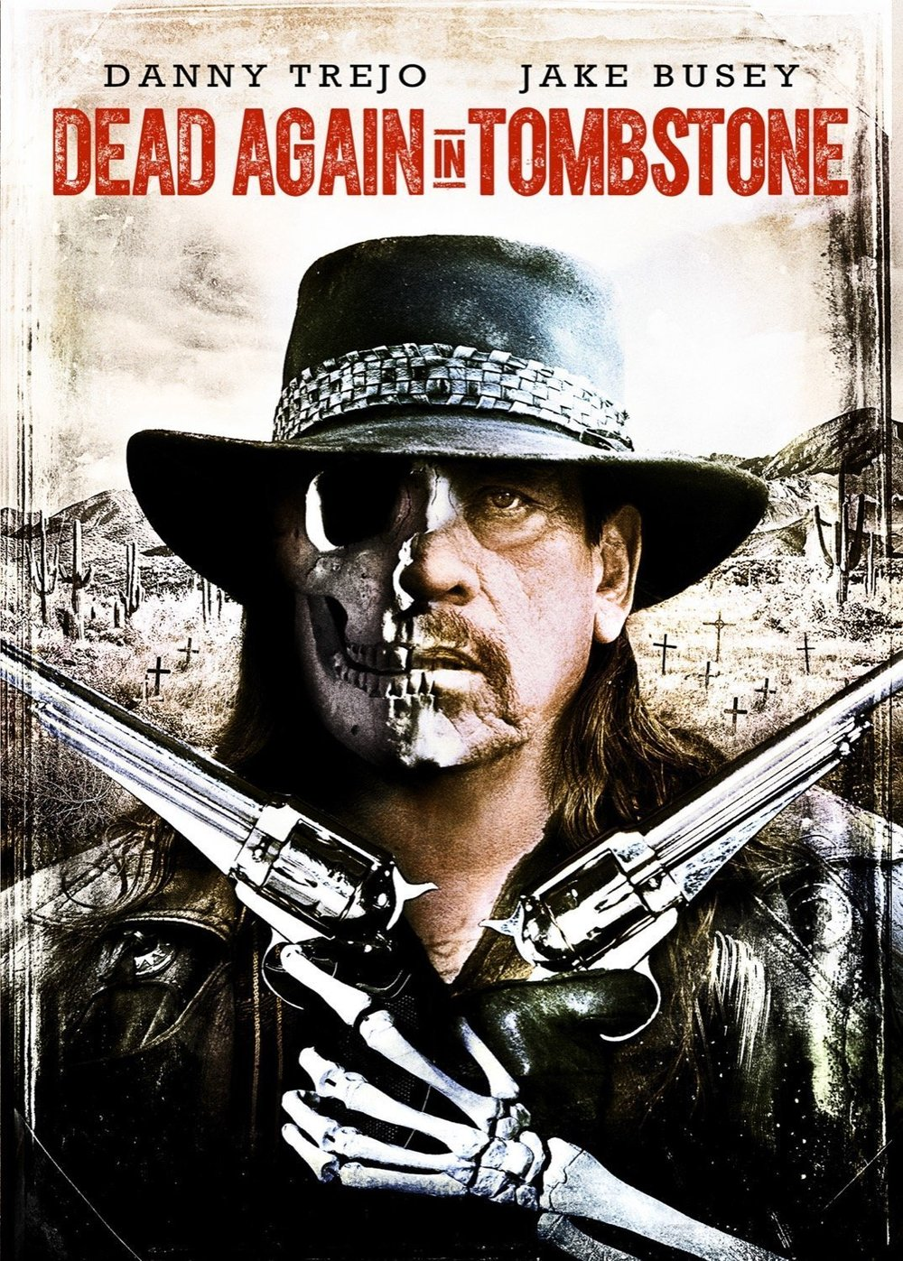 affiche du film Dead Again in Tombstone