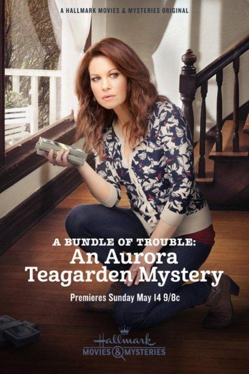 affiche du film Aurora Teagarden : Un bébé sur les bras (TV)