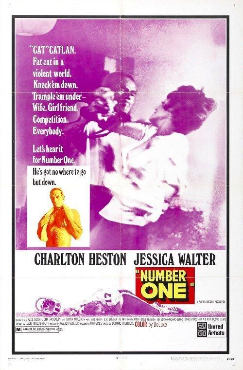 affiche du film Number One