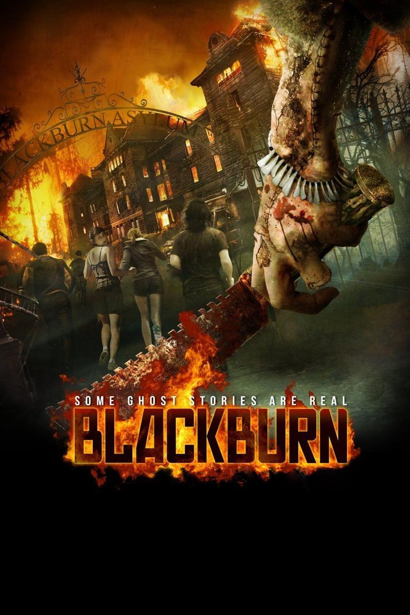 affiche du film The Blackburn Asylum