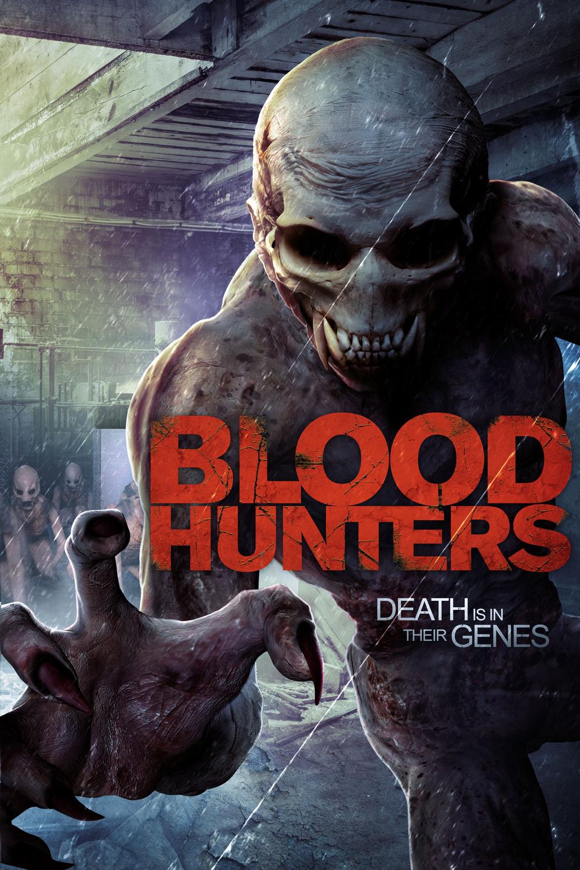 affiche du film Blood Hunters