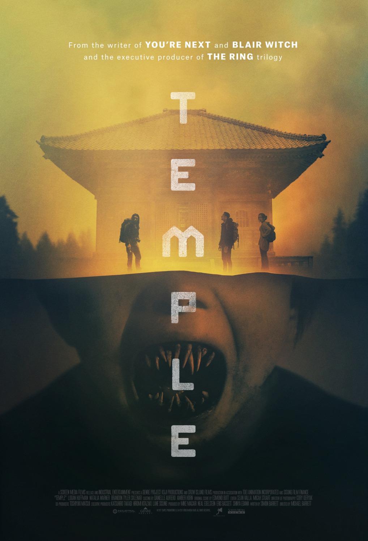 affiche du film Temple
