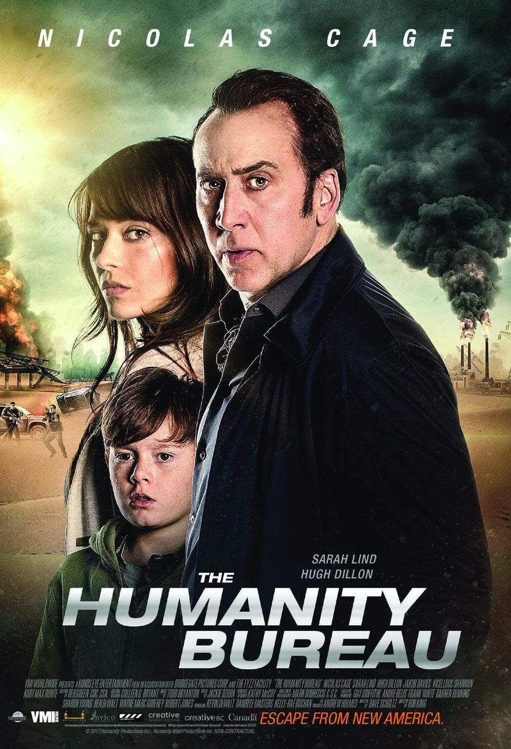 affiche du film The Humanity Bureau