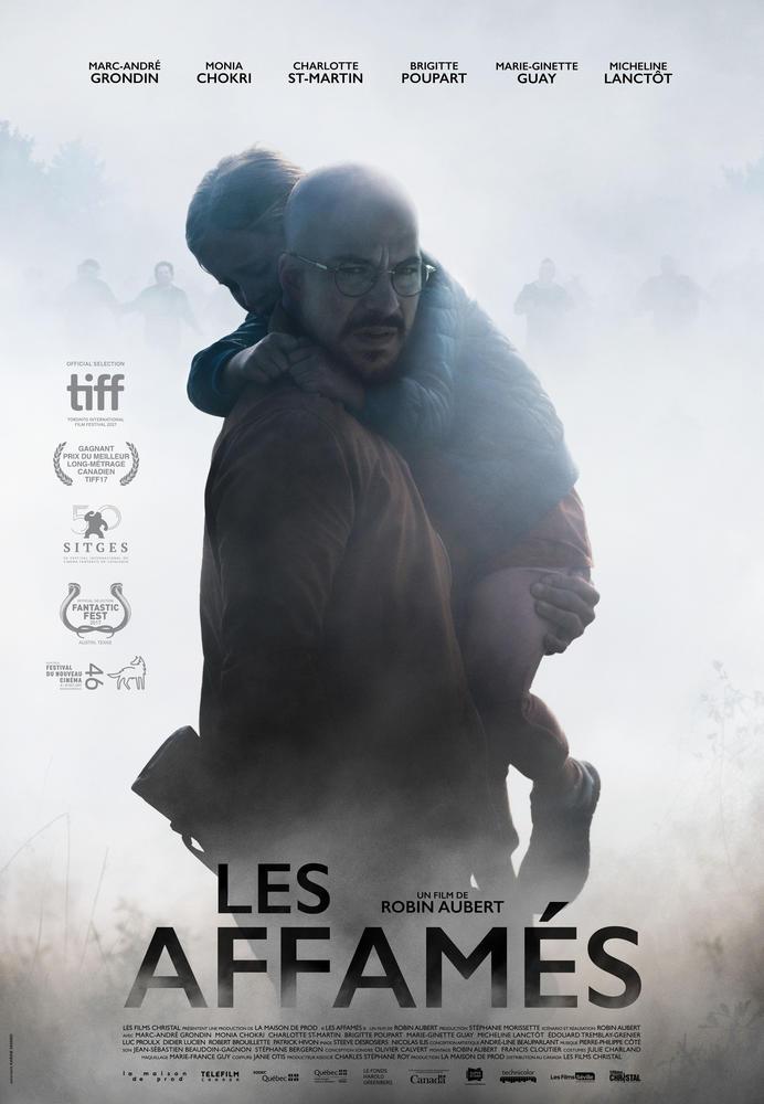 affiche du film Les Affamés (2017)