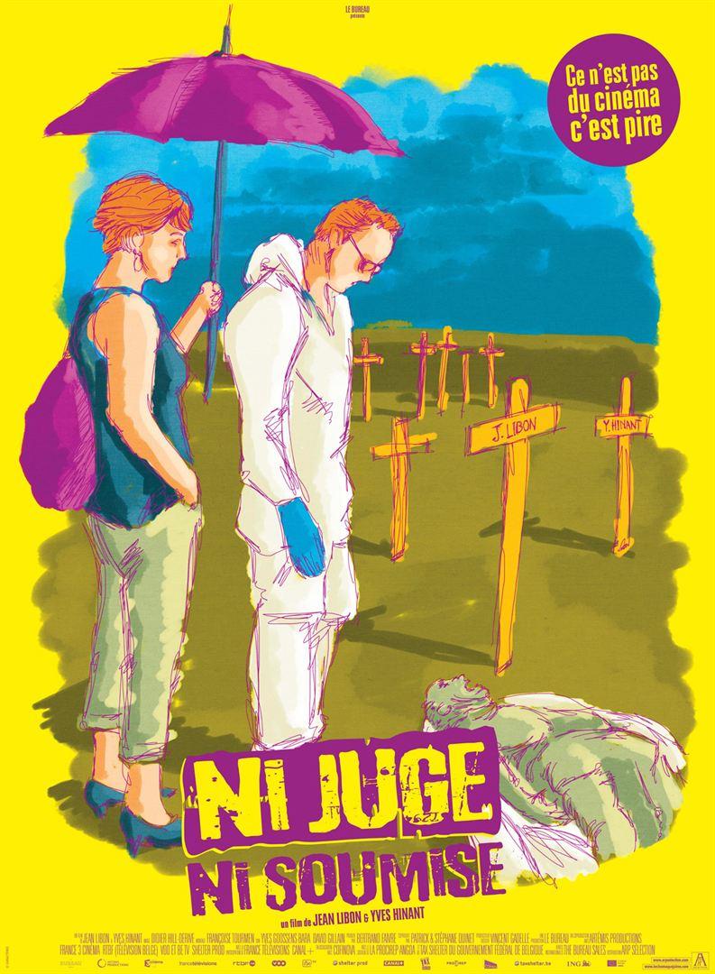 affiche du film Ni juge, ni soumise