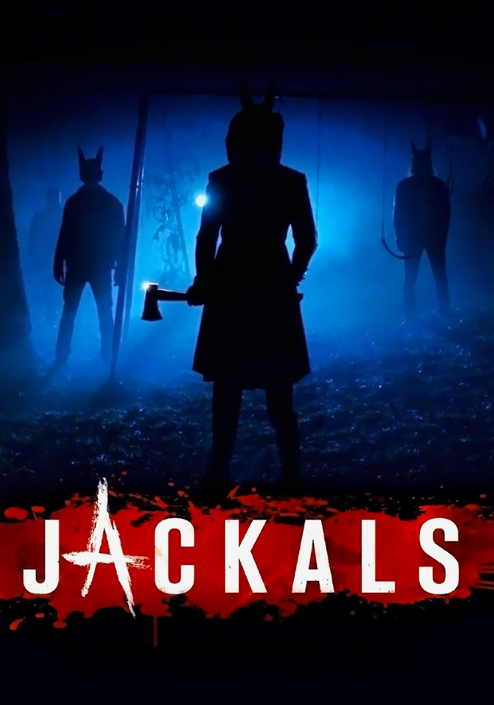 affiche du film Jackals
