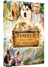 affiche du film Timber et la carte au trésor