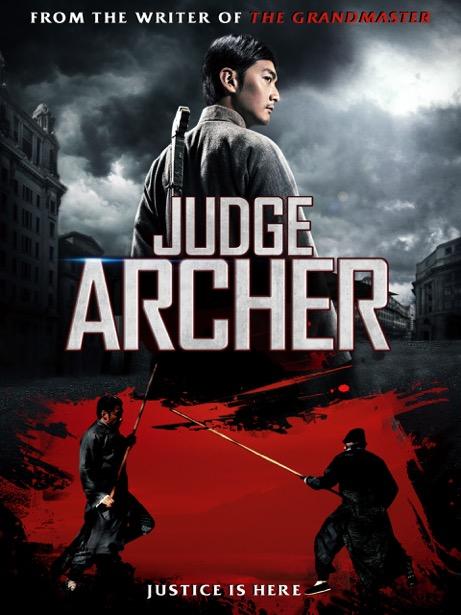 affiche du film Judge Archer