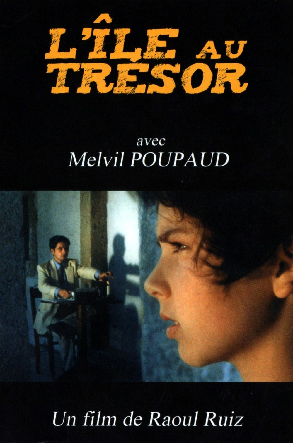 affiche du film L'île au trésor (1985)