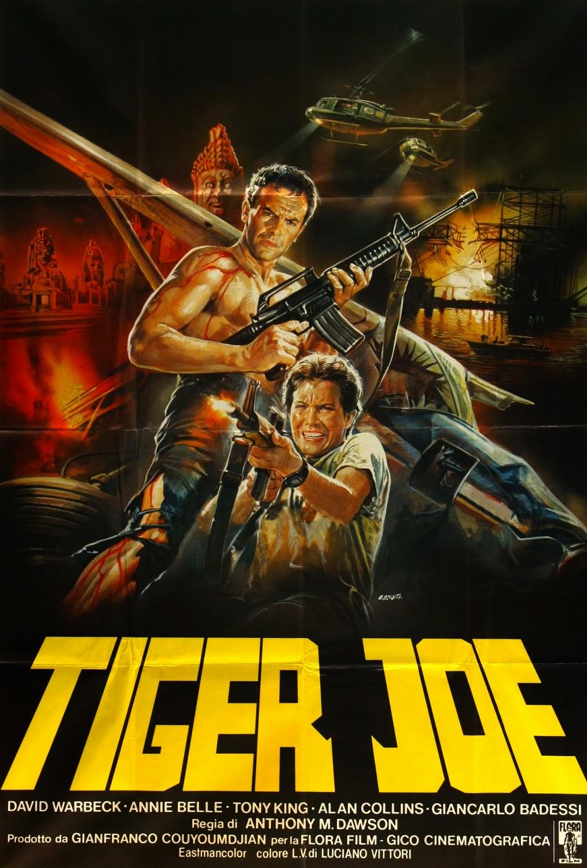 affiche du film Tiger Joe