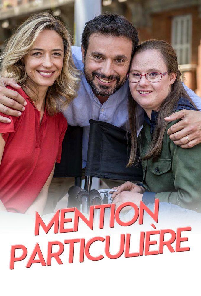 affiche du film Mention Particulière (TV)