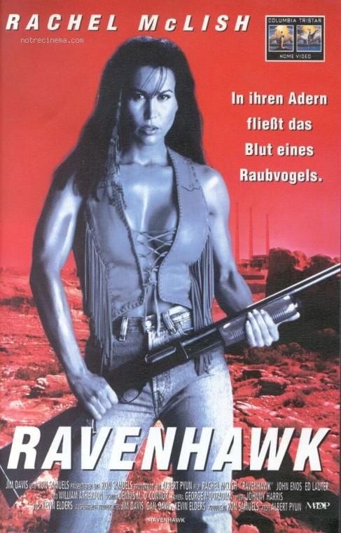 affiche du film Raven Hawk (TV)