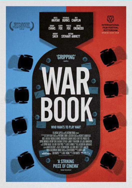 affiche du film War Book