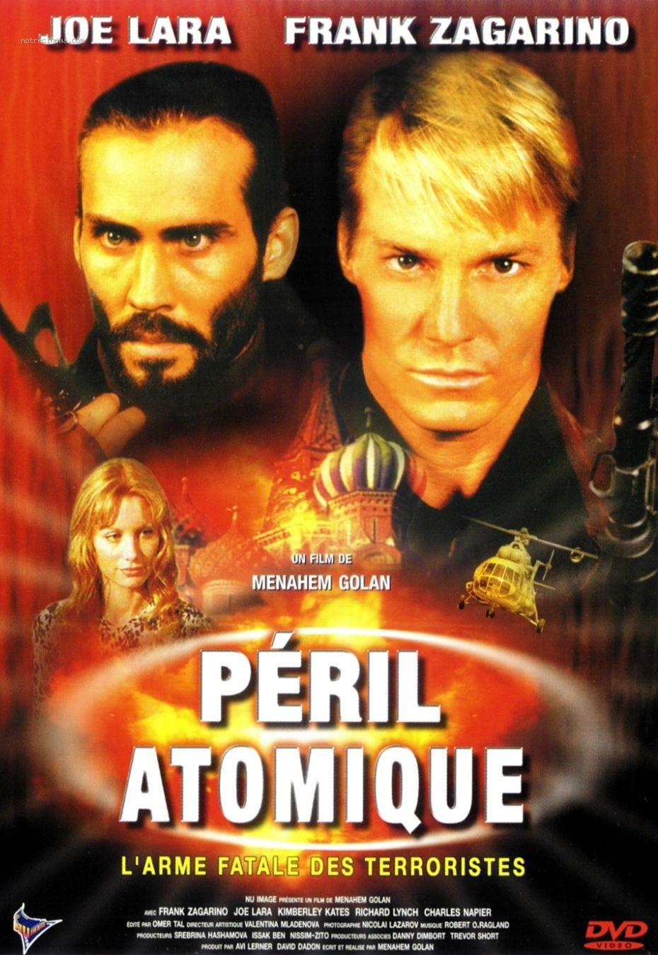affiche du film Péril Atomique
