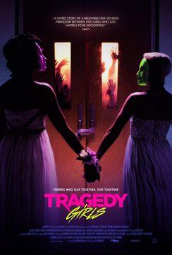 affiche du film Tragedy Girls