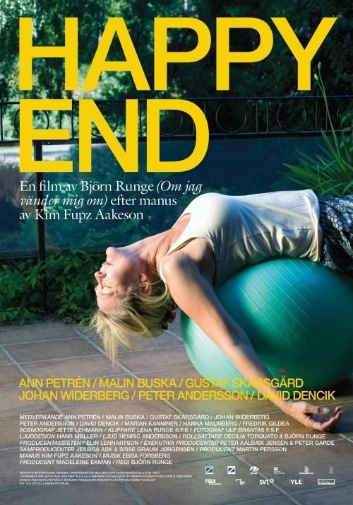 affiche du film Happy End (2011)