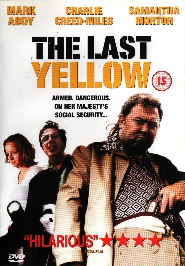 affiche du film The Last Yellow