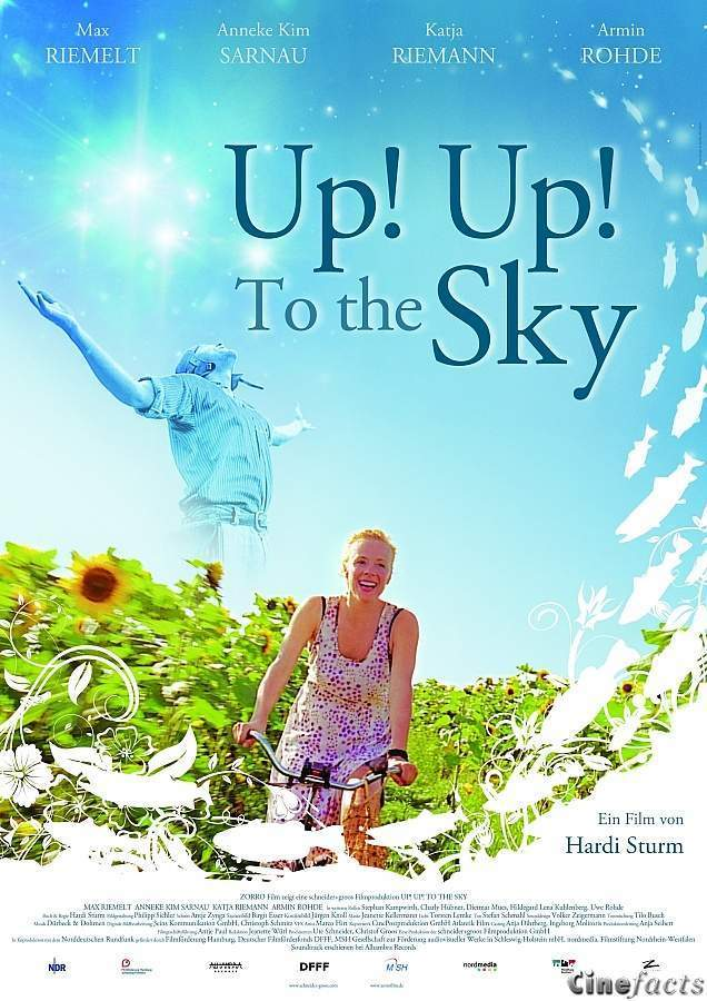 affiche du film Up! Up! To the sky