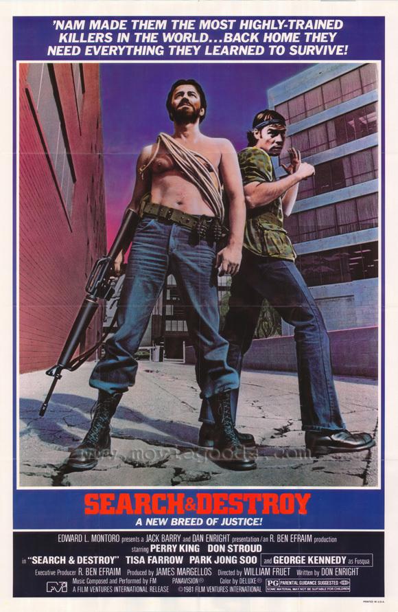 affiche du film L'Exterminateur