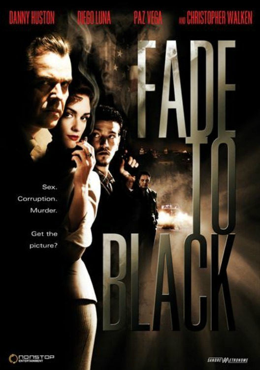 affiche du film Fade to Black