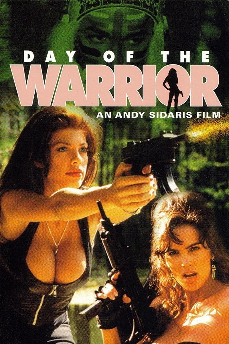affiche du film Day of the Warrior