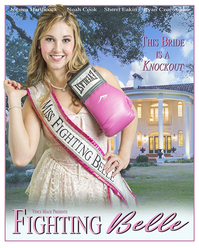 affiche du film Fighting Belle